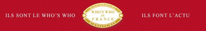 Who's Who in France