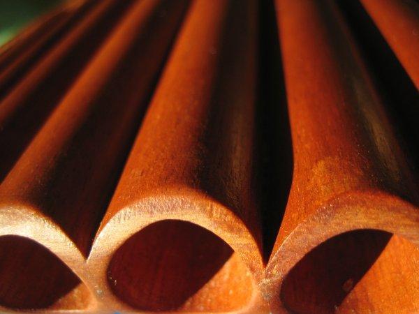 Le bambou dans la fabrication des instruments de musique - Fabriquer une echelle en bambou ...