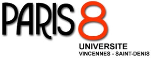 Logo UNIVERSITÉ PARIS VIII-VINCENNES SAINT-DENIS