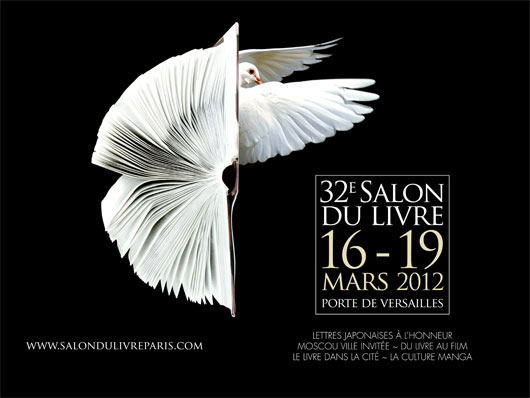 Photo Bilan du Salon du Livre 2012