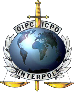 Logo ORGANISATION INTERNATIONALE DE POLICE CRIMINELLE (OIPC-INTERPOL)