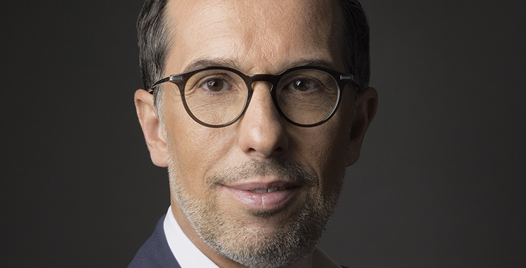 Photo Nicolas Hieronimus nouveau patron de L'Oréal