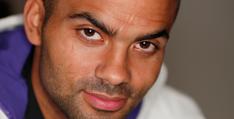 Photo Tony Parker éternel San Antonio Spurs